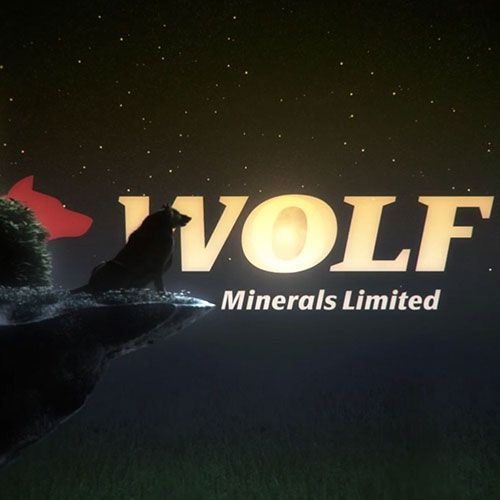 Wolf Minerals website